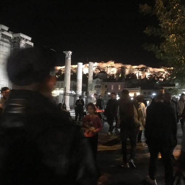 Le marché central d'Athènes, un vrai plaisir à partager