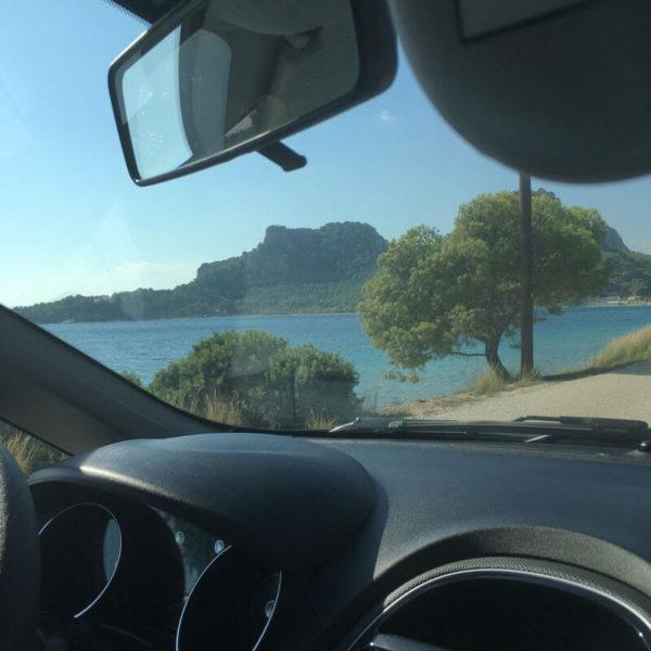 Tout sur la location de voiture en Grèce et le stationnement à Athènes