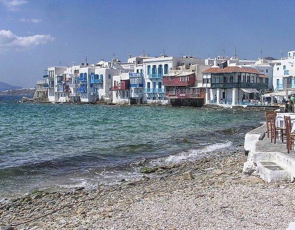 Les meilleures destinations de croisière en Grèce