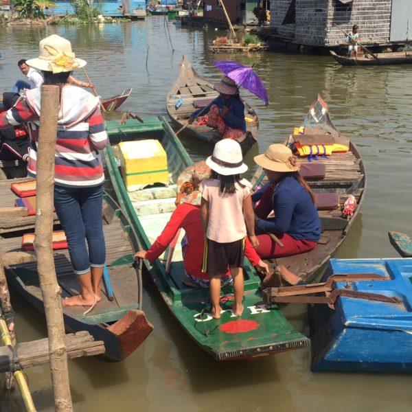 Bienvenue au pays des Khmers