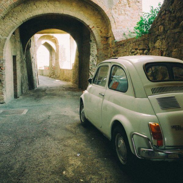 Partez à la découverte des belles routes d'Italie